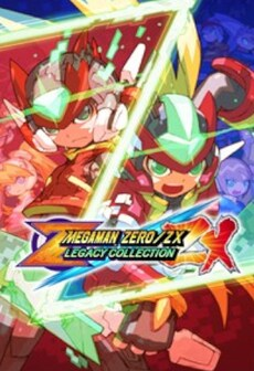 Mega Man Zero/ZX Legacy Collection - Steam Key GLOBAL