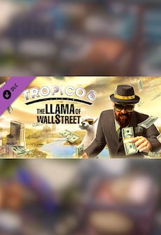Tropico 6 - The Llama of Wall Street - Steam - Key RU/CIS