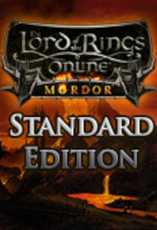 The Lord of the Rings Online: Mordor Standard Edition LOTRO Key GLOBAL
