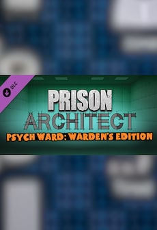 Prison Architect - Psych Ward: Warden's Edition (DLC) - Steam - Key RU/CIS
