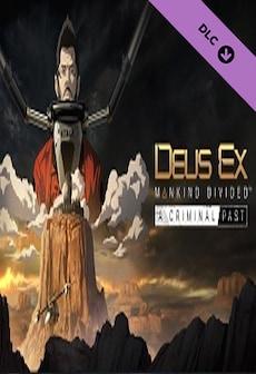 Deus Ex: Mankind Divided - A Criminal Past Steam Key GLOBAL