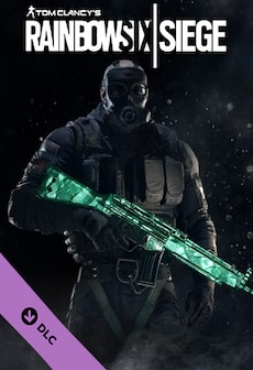 Tom Clancy's Rainbow Six Siege - Emerald Weapon Skin Steam Gift GLOBAL