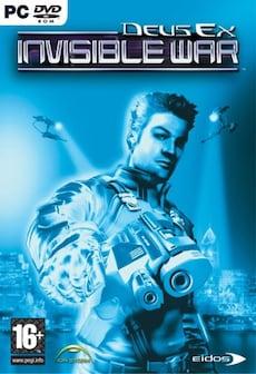 Deus Ex 2: Invisible War GOG.COM Key GLOBAL
