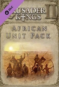 Crusader Kings II - African Unit Pack Steam Key GLOBAL фото