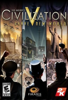 Sid Meier's Civilization V: Brave New World Key Steam
