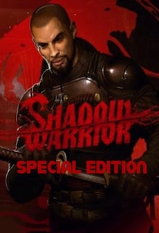 Shadow Warrior: Special Edition Steam Key GLOBAL