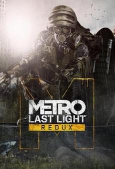Image of Metro: Last Light Redux Steam Key GLOBAL