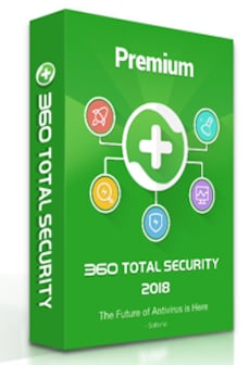 360 Total Security PC 3 Devices 3 Years Key GLOBAL