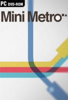 Mini Metro Steam Key