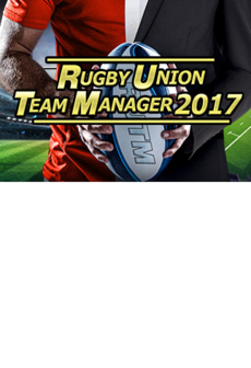 Rugby Union Team Manager 2017 Steam Gift GLOBAL