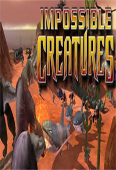 Image of Impossible Creatures Steam Edition Steam Key GLOBAL