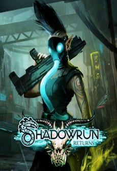 Image of Shadowrun Returns Steam Key GLOBAL