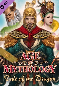 Age of Mythology EX: Tale of the Dragon Gift Steam GLOBAL