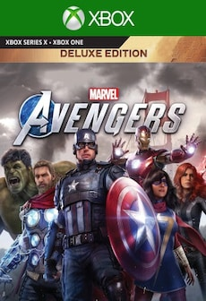 MARVEL'S AVENGERS | Deluxe Edition (Xbox One) - Xbox Live Key - GLOBAL