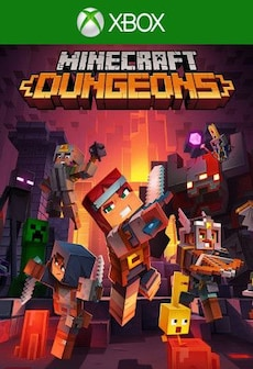 Minecraft: Dungeons | Hero Edition (Xbox One) - Xbox Live Key - GLOBAL