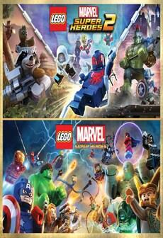 LEGO Marvel Super Heroes Deluxe Bundle Steam Key PC GLOBAL