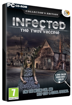 Infected: The Twin Vaccine - Collector's Edition Steam Key GLOBAL