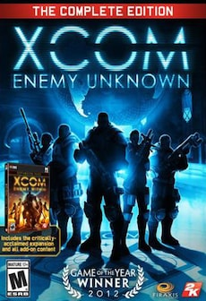 XCOM: Enemy Unknown Complete Pack Steam Key RU/CIS