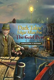 Dark Tales: Edgar Allan Poe's The Gold Bug Collector's Edition Steam Key GLOBAL
