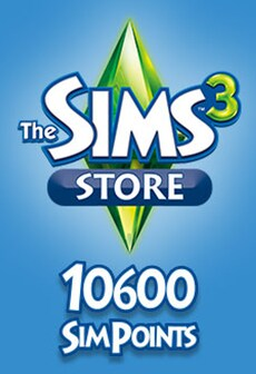 The Sims 3 Simpoints GLOBAL 10 600 Points