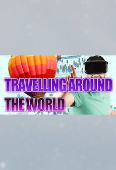 Travelling around the world on a hot air balloon - Steam - Gift GLOBAL