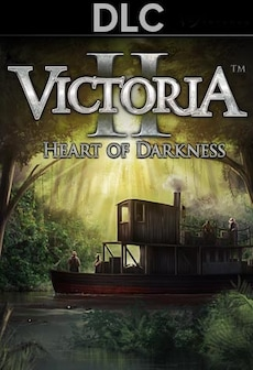 Image of Victoria II: Heart of Darkness Key Steam GLOBAL