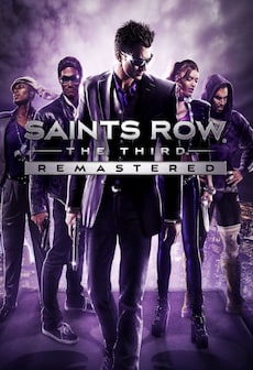 Saints Row The Third Remastered (PC) - Steam Gift - GLOBAL