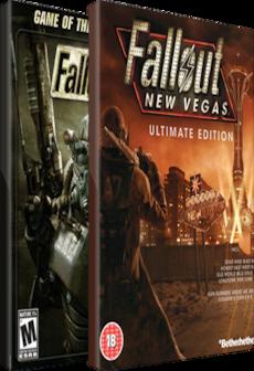 Fallout Bundle Steam Key GLOBAL