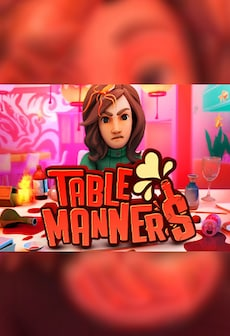 Table Manners: The Physics-Based Dating Game - Steam - Key RU/CIS