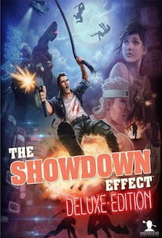 The Showdown Effect Deluxe Edition Steam Key GLOBAL