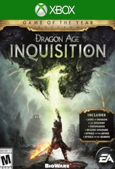 Dragon Age: Inquisition | Game of the Year Edition (Xbox One) - Xbox Live Key - GLOBAL фото