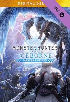 Monster Hunter World: Iceborne Master Edition Digital Deluxe   (PC) - Steam Key - GLOBAL