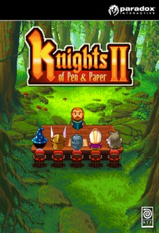 Knights of Pen and Paper 2 Deluxe Edition Steam Key GLOBAL