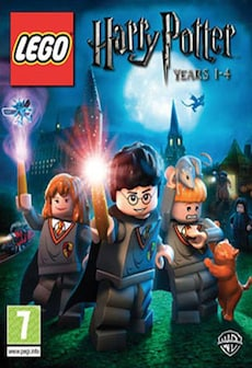 LEGO Harry Potter: Years 1-4 Steam Gift GLOBAL