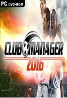 Club Manager 2016 Steam Key GLOBAL