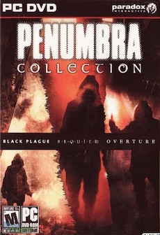 Penumbra Collectors Pack Steam Key GLOBAL