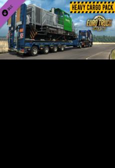 Image of Euro Truck Simulator 2 - Heavy Cargo Pack Key Steam GLOBAL