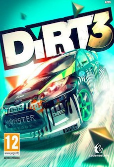 DiRT 3 Steam Gift GLOBAL