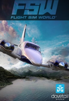 Flight Sim World + Epic Approaches Mission Pack Steam PC Key GLOBAL