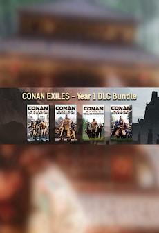 CONAN EXILES - YEAR 1 DLC BUNDLE Steam Key GLOBAL
