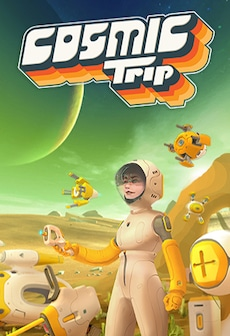 Cosmic Trip VR Steam Key GLOBAL