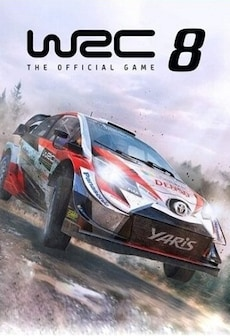 WRC 8 FIA World Rally Championship   Deluxe Edition (PC) - Steam Key - GLOBAL