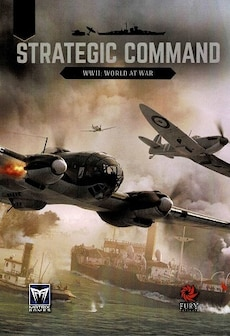 Strategic Command WWII: World at War (PC) - Steam Key - GLOBAL