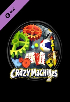 Crazy Machines 2: Invaders From Space, 2nd Wave Key Steam GLOBAL