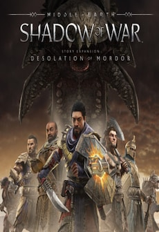 Middle-earth: Shadow of War The Desolation of Mordor Story Expansion Steam Key GLOBAL