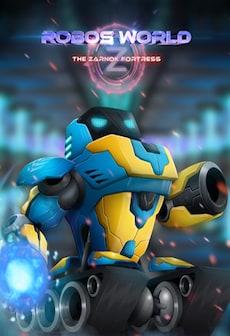 Robo's World: The Zarnok Fortress Steam Gift GLOBAL