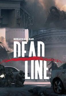 Breach & Clear: Deadline Steam Key GLOBAL