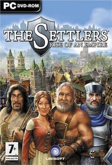 The Settlers: Rise Of An Empire Gold Edition Steam Gift GLOBAL