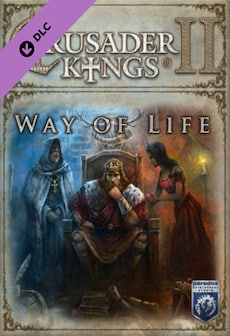 Image of Crusader Kings II - Way of Life Steam Key GLOBAL