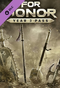 FOR HONOR - Year 3 Pass - Xbox One - Key GLOBAL